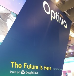 At MWC19, Optiva was loud and proud about its strategic positioning with Google Cloud.