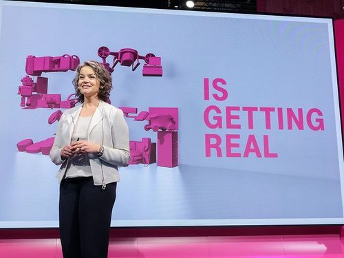Claudia Nemat, Deutsche Telekom's board member for technology, reckons city-center gaming could be the next big thing.