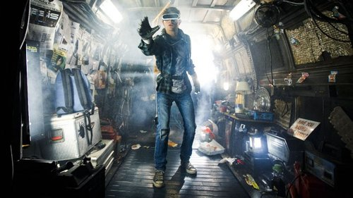Ready Player One depicts a reality in which gaming is the reason for living.