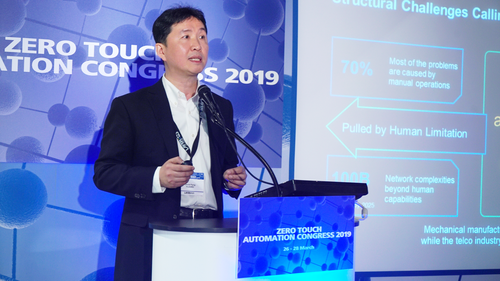 David Fang, Chief NFV Marketing Expert & Solution Director, Huawei Cloud Core Network