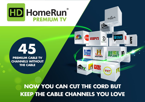 Silicon Dust launched the HDHomerun Premium TV service in August 2018.