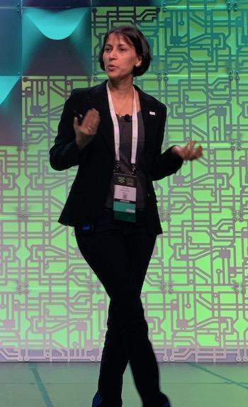 Lean NFV champion Sylvia Ratnasamy