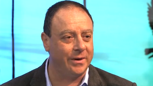 Ihab Tarazi, now CTO of Networking and Solutions at Dell Technologies (picture from video interview with Light Reading in 2017).