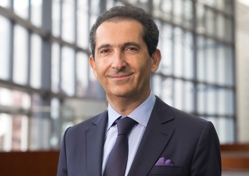 Cable industry entrepreneur Patrick Drahi bid for Sotheby's and won!