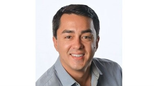 The former Verizon exec starts his new gig with Edge Gravity on Monday.  (Image source: LinkedIn.)