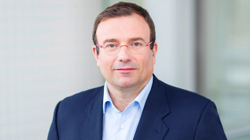 Telefonica's Cayetano Carbajo Martin says enterprises lack in-house network expertise.