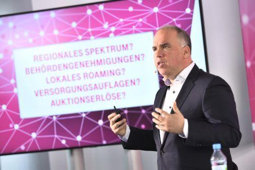 Deutsche Telekom's Dirk Wossner has blamed German authorities for 5G deployment challenges.