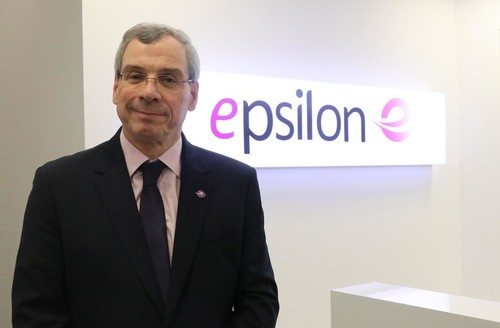 Colin Whitbread, Managing Director, Service and Operations, Epsilon.