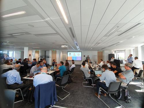 Operators gather in Paris for three days of meetings to simplify NFV Infrastructure.