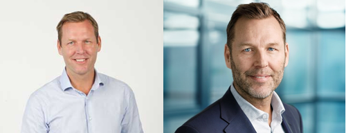 One of Dennelind's most transformative moves as Telia CEO was in the facial hair business, with the acquisition of a beard lending a certain gravitas to the Swedish boss.