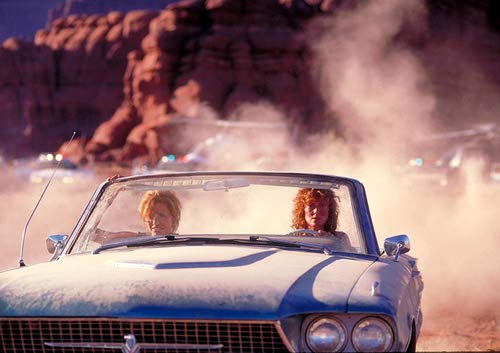 The Common NFVI Telco Taskforce (CNTT) is taking NFV on a new journey. Critics say the journey will end like Thelma & Louise.