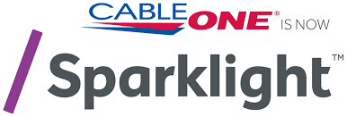 Cable One's rebrand to Sparklight is underway.