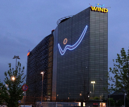 Italy's Wind Tre has suffered badly in the country's fiercely competitive mobile market.
