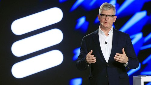 Current Ericsson CEO Borje Ekholm -- but for how much longer?