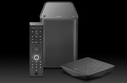 Videotron's Helix brand adorns devices that Comcast also uses for its mix of X1 and xFi video, broadband and smart home services.