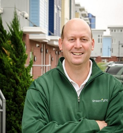 Greenlight Networks' Mark Murphy prefers to lease lit fiber and follow existing middle-mile or other fiber to his company can avoid building costly, time-consuming fiber optic infrastructure from town-to-town.
