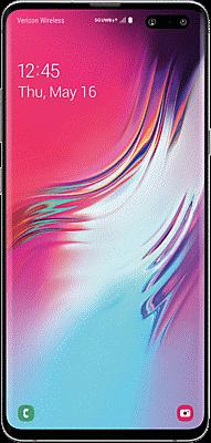 Verizon is among the 5G operators selling Samsung's 5G-capable Galaxy S10. (Source: Verizon)