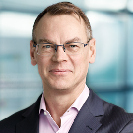Telia Chief Financial Officer Christian Luiga became acting president and CEO of Telia today, following the early-August announcement of the  2020 retirement of former president and CEO Johan Dennelind.