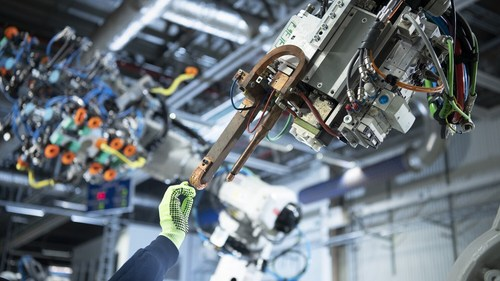 Smart factories operated by Ericsson and its customers are reducing the need for humans.