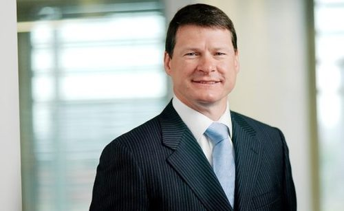 Steve Holliday, CityFibre's new chairman