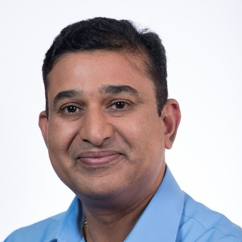 Rajesh Gadiyar, Vice President & CTO, Network & Custom Logic Group, Intel Corp