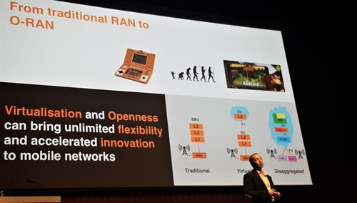 Olivier Simon, director of Radio Innovation at Orange Labs Networks, was not the first nor last at the ONS Europe event to call for industry collaboration to address the test and integration challenges associated with emerging, disaggregated and more cloud-like telco architectures.