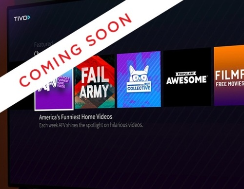 Set to launch in the coming weeks, TiVo+ is a free, ad-supported service that features content from a wide range of content partners and publishers.