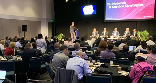 Light Reading's 5G breakfast event was, of course, well attended and not just because of the copious lashings of fresh fruit on offer...