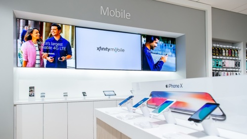 Comcast says it is being opportunistic about emerging spectrum options that could offload some MVNO traffic and improve the economics of its mobile business.