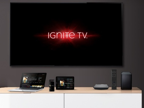 Rogers' 'Ignite' video product is underpinned by a syndication deal with Comcast that incorporates the X1 cloud-based architecture and various set-tops, gateways and video client devices developed for X1.