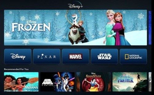 Following Disney+'s debut on November 12 in the US, Canada and the Netherlands, the SVoD service will expand to Australia and New Zealand on November 19, 2019, and the UK, France, Germany, Italy, Spain on March 31, 2020.