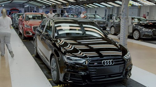 Audi is one of the first companies to experiment with industrial 5G.