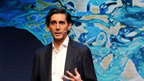 Telefonica Chairman and CEO Jose Maria Alvarez-Pallete says the new strategy will set the operator up for the next 100 years.