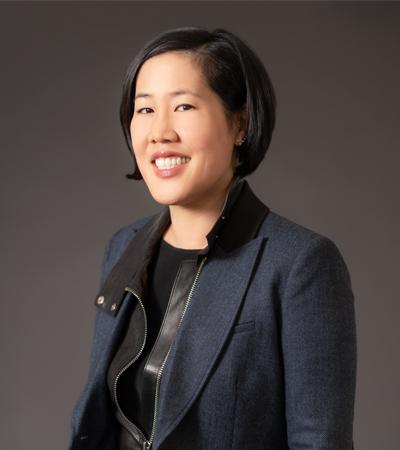 Cisco's Amy Chang.