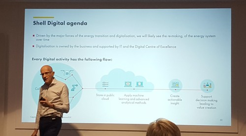 Johan Krebbers, the IT chief technology officer of energy giant Shell, lays out the company's digital agenda and the associated role of cellular networks during the recent private networks event in London.