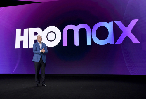 Stankey, shown here during AT&T's investor event in October, believes that HBO Max's depth and breadth enable the streaming service to appeal across consumer demographics.