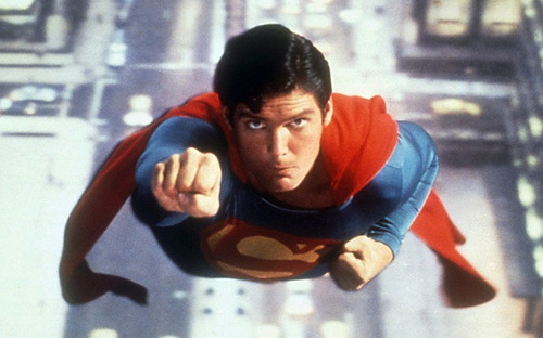 The late Christopher Reeve is likely to have been an idol for many of today's telecom executives growing up in the late 70s and 80s.