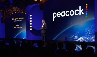 NBCU's Steve Burke said Peacock will enable the programmer to better monetize TV series and other shows that are streamed and fall outside  traditional TV distribution.