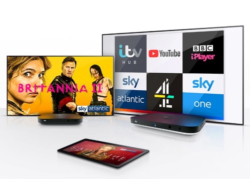 Sky plans to accelerate the deployment of SkyQ, its high-end pay-TV platform, in 2020.