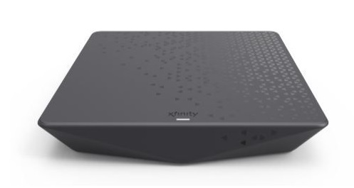 Comcast's 4K/HDR-capable Xi6 client device.