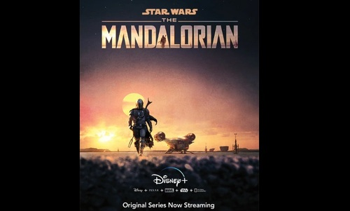 Iger said season 2 of The Mandalorian will get underway in October.