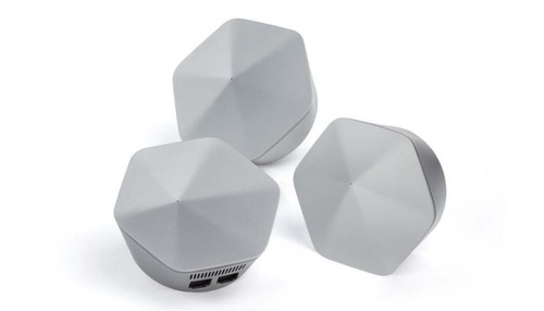 Plume's main focus is software, but the company also designs and sells Pod-branded WiFi extenders.    Image source: Plume.