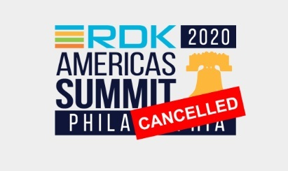 RDK Management alerted attendees via email and a posting on its website.