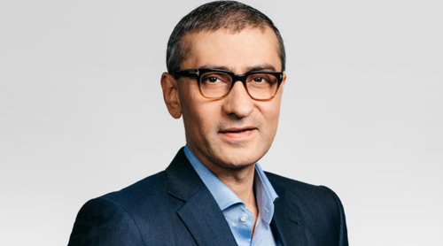 Rajeev Suri is stepping down as Nokia's president and CEO.