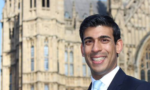 UK Chancellor Rishi Sunak has announced a spending splurge this week.