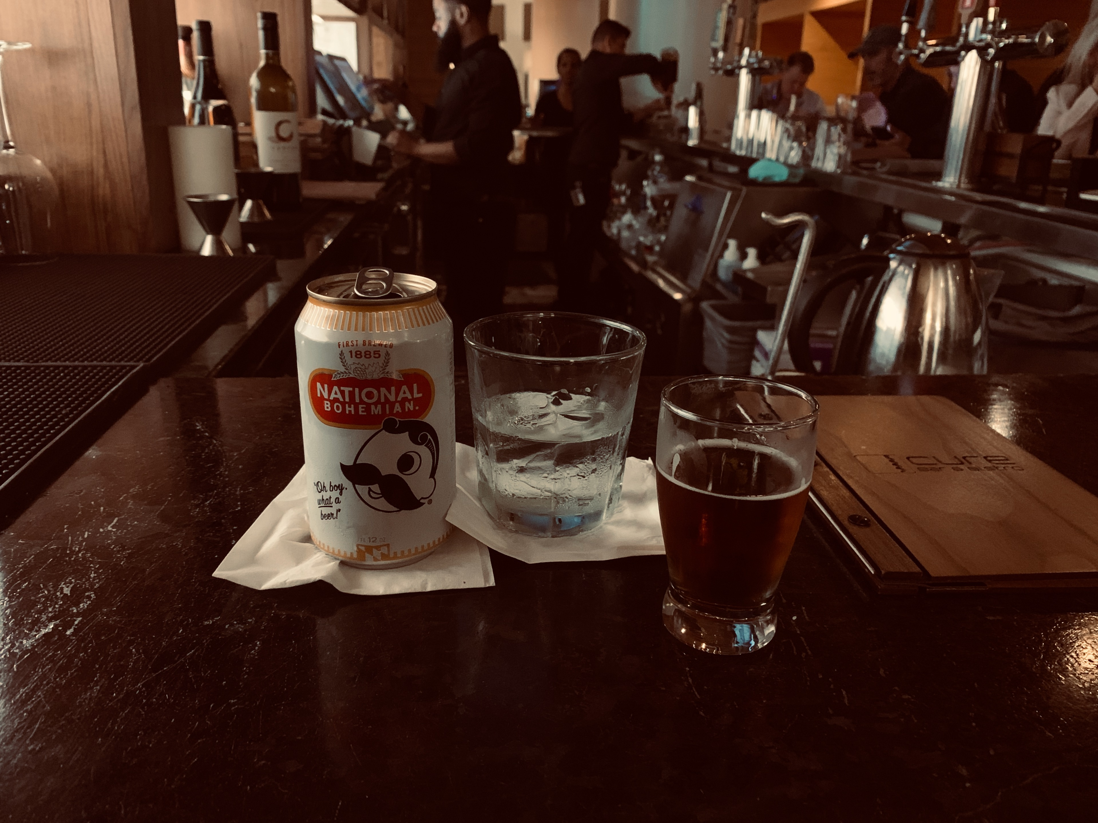 The Satellite Show ended early Wednesday afternoon instead of late Thursday morning, as scheduled. We found the abrupt schedule change gave us time to review our notes. And so on. Cheers!