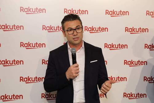 Tareq Amin, Rakuten Mobile's chief technology officer, is the poster boy for open RAN.