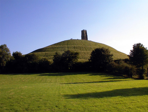 Glastonbury Tor: perfect for a 5G mast