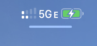 AT&T said it will continue to display its '5GE' icon on its customers' LTE phones.