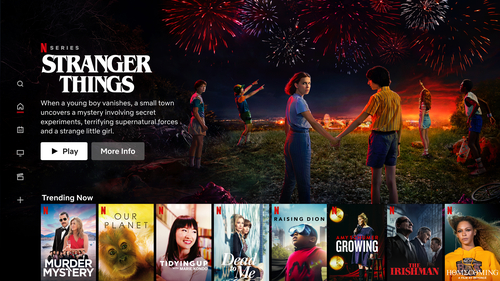 Netflix, which ended Q2 2020 with 182 million subscribers worldwide, said inactive accounts eligible for this membership-culling move represent less than half of one percent of its total base.   (Image source: Netflix)